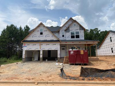 411 Ingram Ridge Court, Knightdale, NC 27545 New Home for Sale