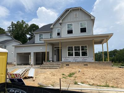 504 Ingram Ridge Court, Knightdale, NC 27545 New Home for Sale