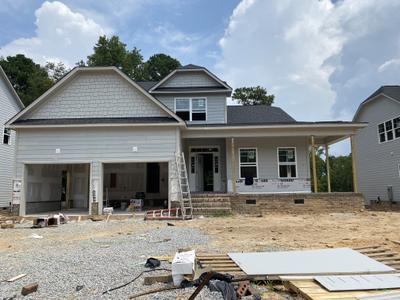 508 Ingram Ridge Court, Knightdale, NC 27545 New Home for Sale