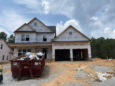 419 Ingram Ridge Court, Knightdale, NC 27545 New Home for Sale