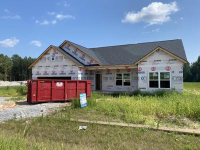 258 Howards Crossing Drive, Wendell, NC 27591 New Home for Sale