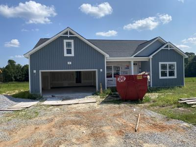 242 Howards Crossing Drive, Wendell, NC 27591 New Home for Sale