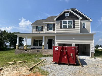 183 Howards Crossing Drive, Wendell, NC 27591 New Home for Sale