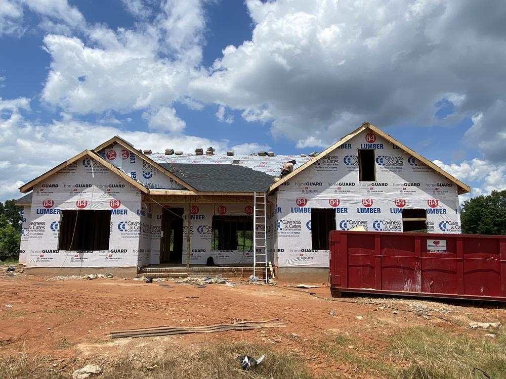 4br New Home in Wendell, NC Caviness & Cates Communities