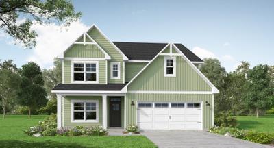 2833 Longleaf Pine Circle, Leland, NC 28451 New Home for Sale
