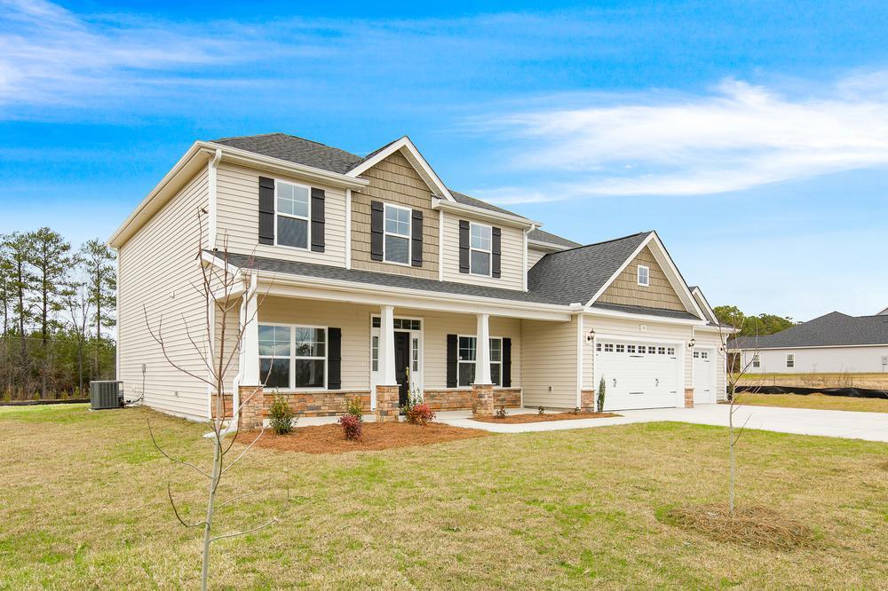 Hope Mills, NC New Homes Caviness & Cates Communities