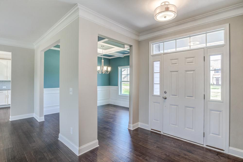 The Meadows at Roslin Farms West New Homes in Hope Mills, NC Caviness & Cates Communities