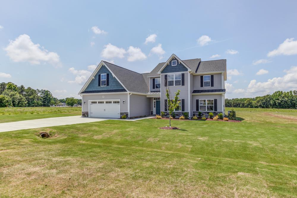New Homes in Hope Mills, NC Caviness & Cates Communities