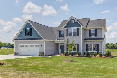 The Meadows at Roslin Farms West New Homes for Sale in Hope Mills NC