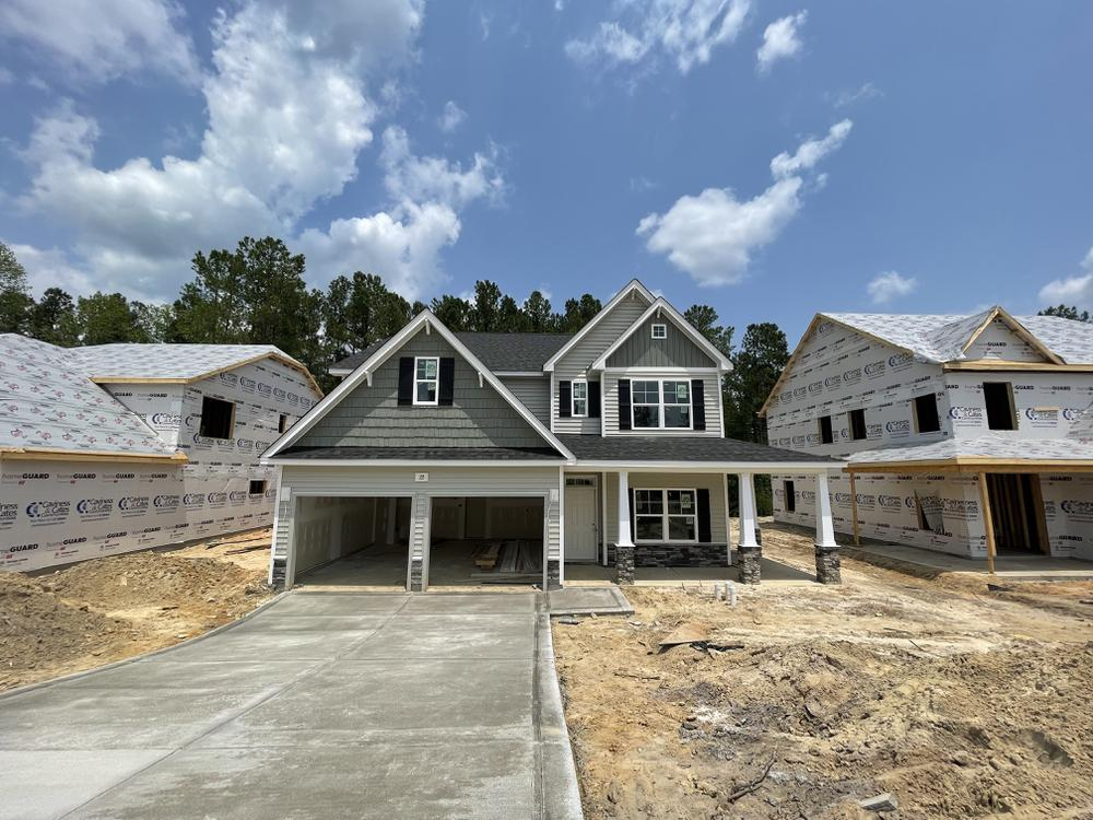 Home on 7/24/21. 4br New Home in Spring Lake, NC Home on 7/24/21