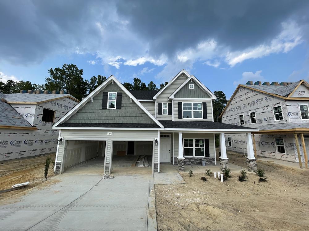 Home on 7/31/21. 135 Kensington Drive, Spring Lake, NC Home on 7/31/21