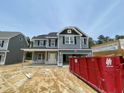 169 Kensington Drive, Spring Lake, NC 28390 New Home for Sale