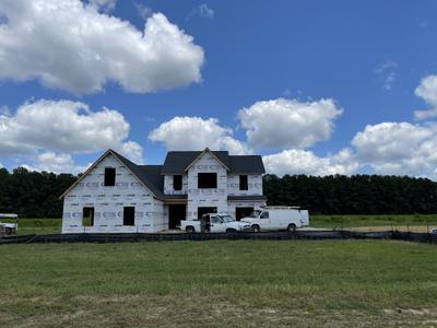 6768 Running Fox Road, Hope Mills, NC 28348 New Home for Sale