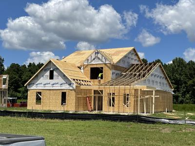 6776 Running Fox Road, Hope Mills, NC 28348 New Home for Sale