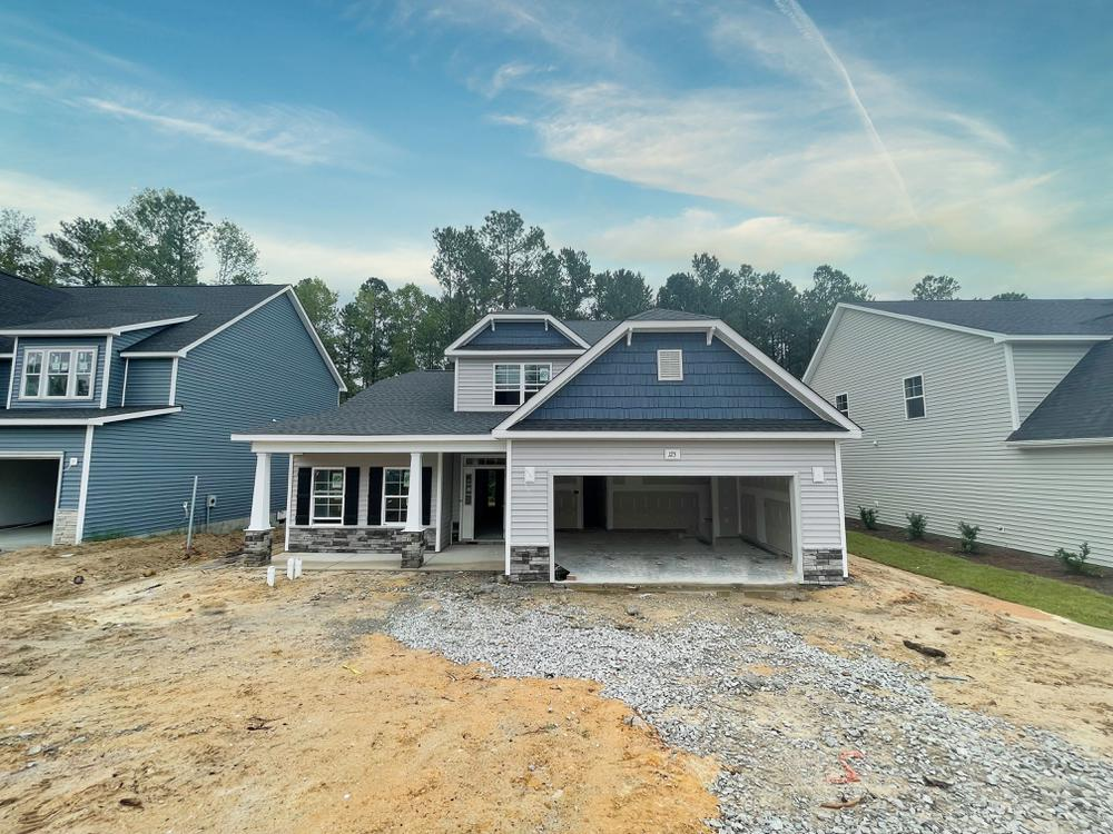 Home on 9/10/21. 4br New Home in Spring Lake, NC Home on 9/10/21