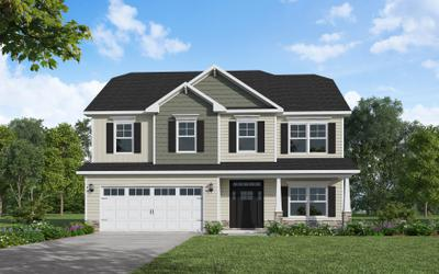 533 Transom Way, Sneads Ferry, NC 28460 New Home for Sale