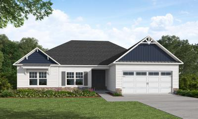 The Ivy Creek New Home in Winterville NC