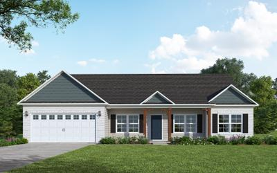 The Bladen New Home in Carthage NC