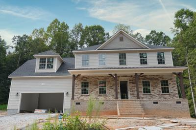 153 West Houndstoothe Court, Clayton, NC 27520 New Home for Sale