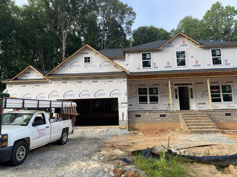 6/29/21. 2,921sf New Home in Clayton, NC 6/29/21