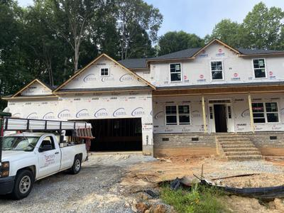 137 West Houndstoothe Court, Clayton, NC 27520 New Home for Sale