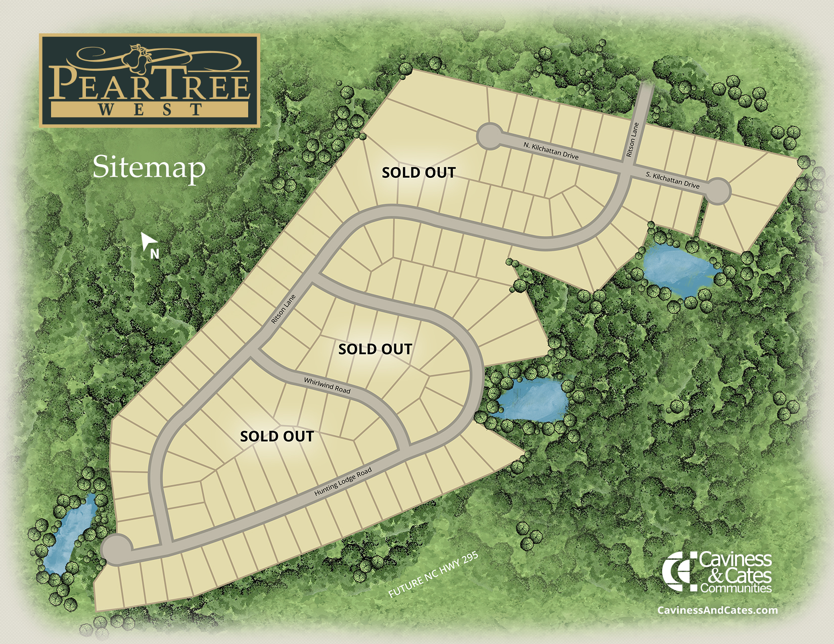 Fayetteville, NC Peartree West New Homes from Stylecraft Builders
