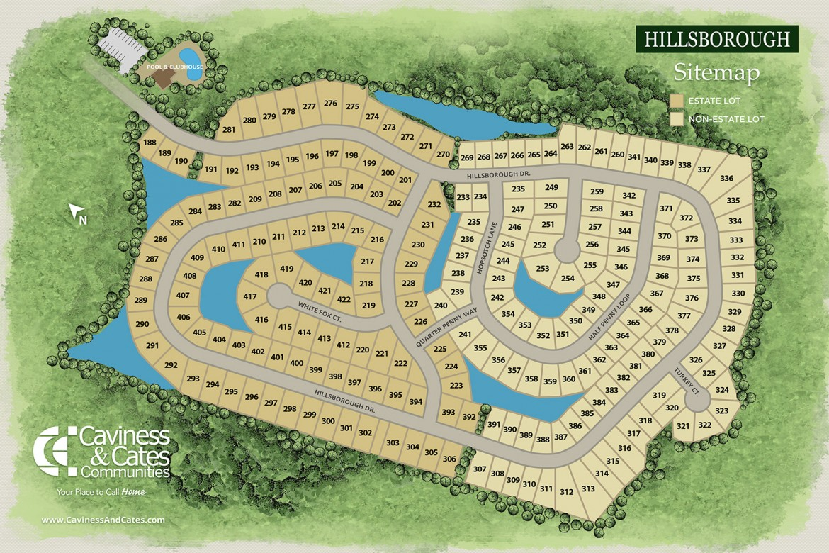 Conway, SC Hillsborough New Homes from Stylecraft Builders